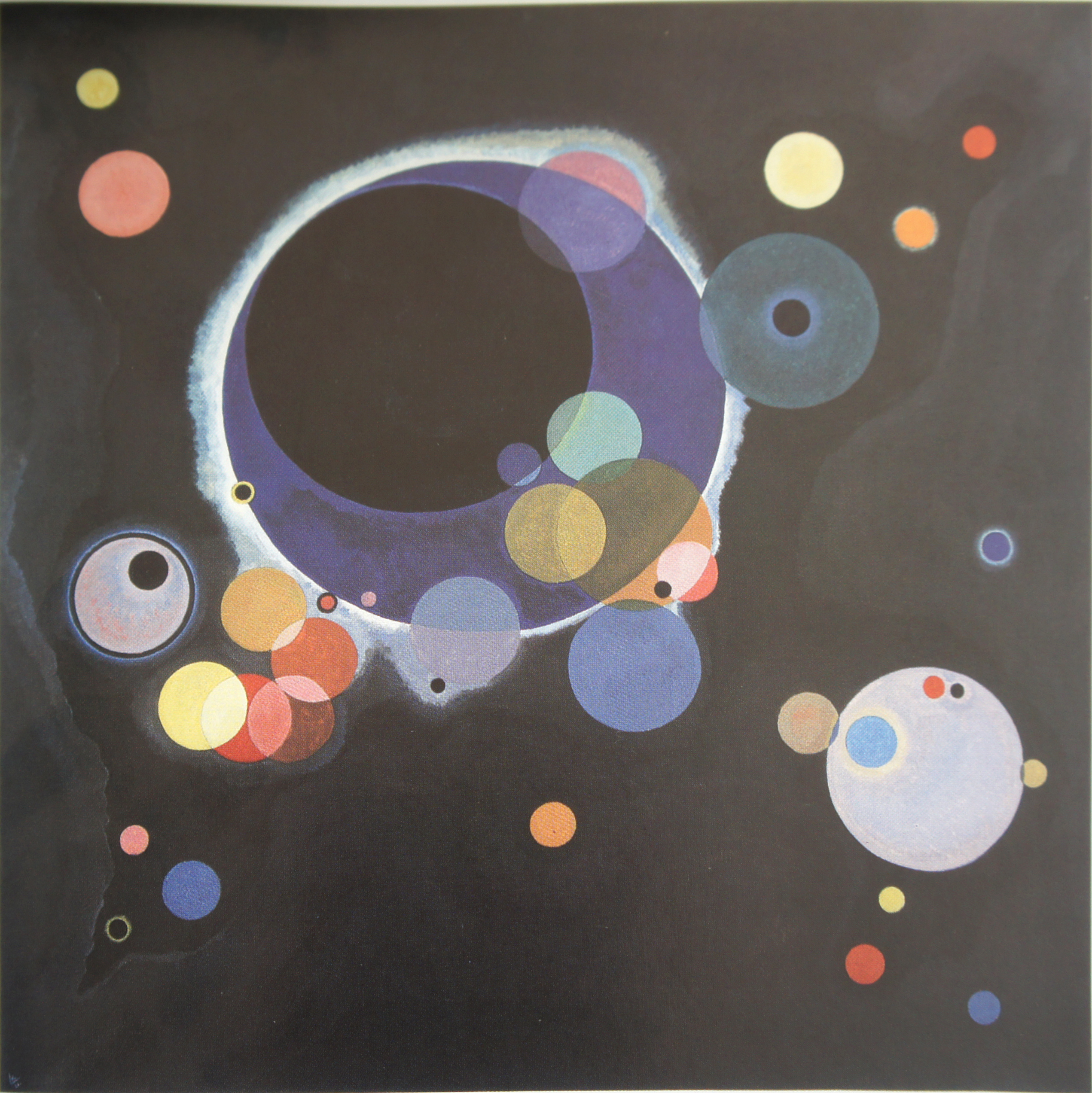 wassily kandinsky Today is the birthday of russian artist wassily kandinsky, a man whose abstract art made history in the 20th century and whose name continues to stump en.
